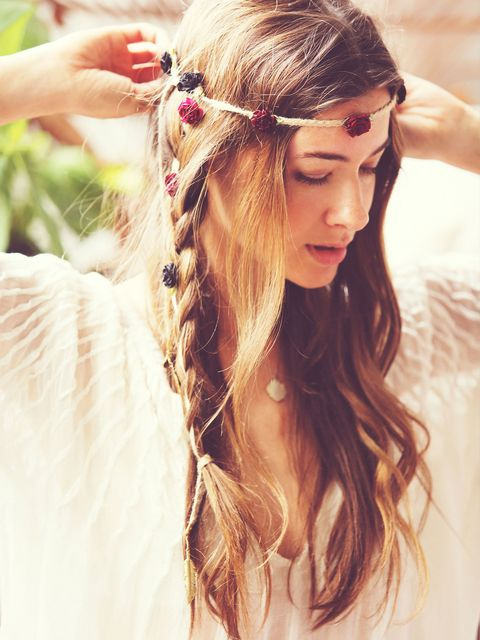 17 Messy Boho Braid Hairstyles To Try Gorgeous Touseled And