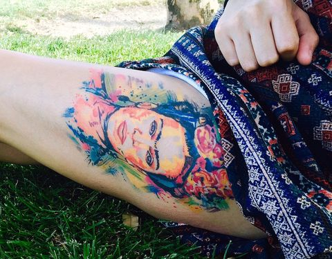c42a3363f 23 Latinas with Badass Feminist Tattoos That Will Make You Want to ...