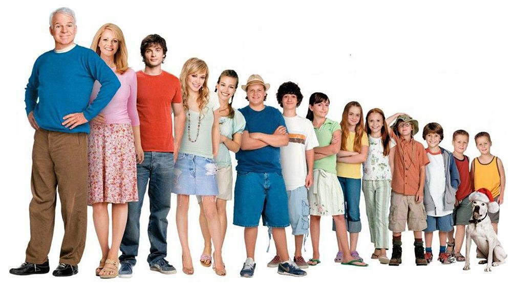 Fim Review Mrs Miracle Judul Film Cheaper By The Dozen