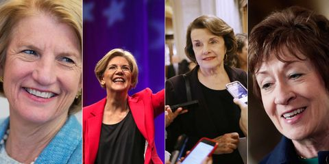 Why Aren't the Extra-Effective Women of the U.S. Senate Getting the Credit They Deserve?