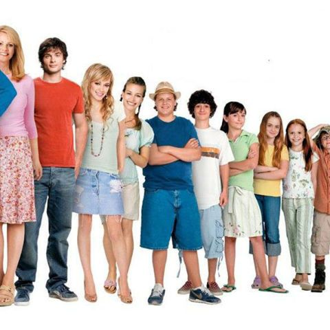 Here Are All 12 Cheaper By The Dozen Kids Grown Up