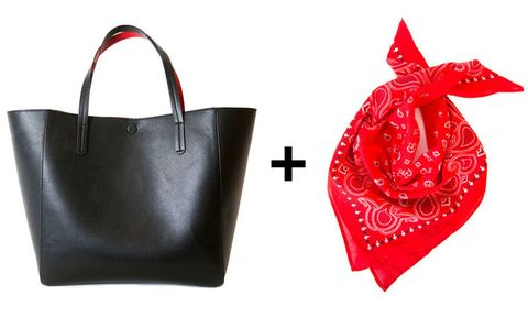 9fd44aeb77cdb1 10 Style Hacks to Make Any Bag Look Amazing