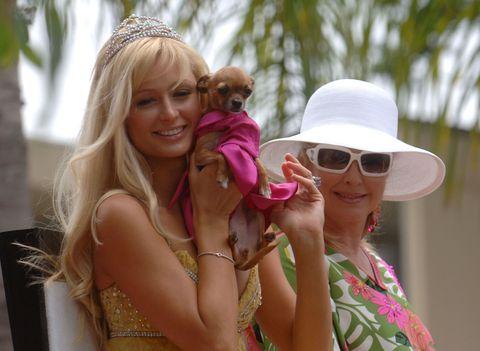 Clothing, Eyewear, Human, Glasses, Fun, Hat, Happy, Sunglasses, Fashion accessory, Pink,