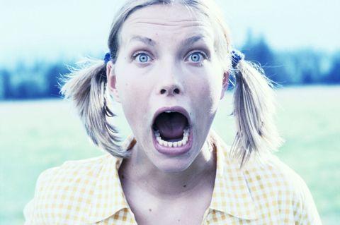 Nose, Ear, Mouth, Lip, Tongue, Tooth, Jaw, Organ, Eyelash, Neck,