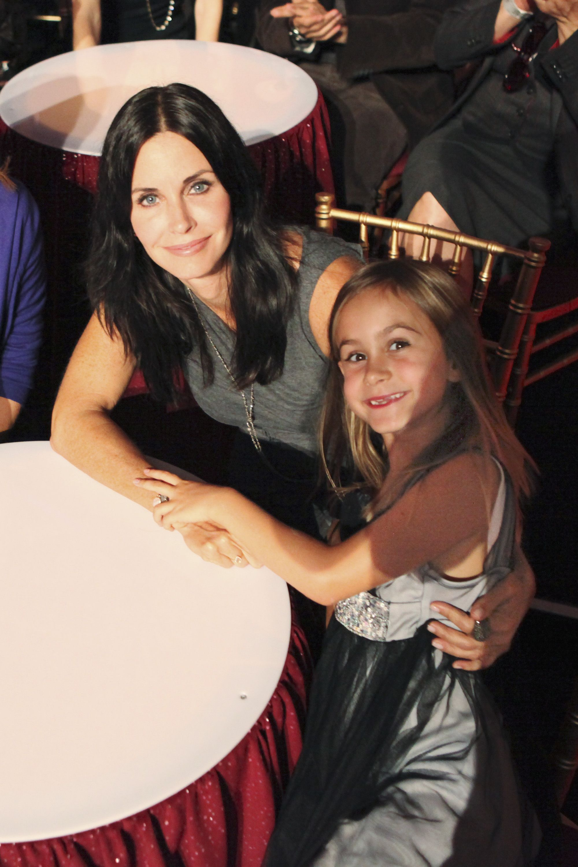 You Won't Believe How Grown Up Courteney Cox's Daughter Coco Looks Now