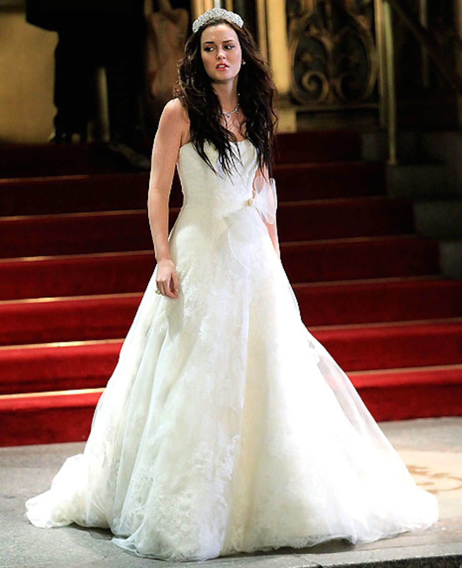 10 Ugliest Wedding Dresses in TV and Movies