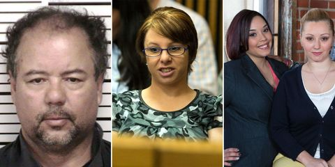 """How These Women Survived 10 Years of Rape in a Cleveland """"House of Horrors"""""""