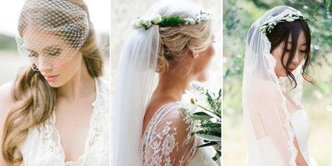 Clothing, Hairstyle, Petal, Skin, Bridal clothing, Bridal accessory, Veil, Bridal veil, Hair accessory, Photograph,