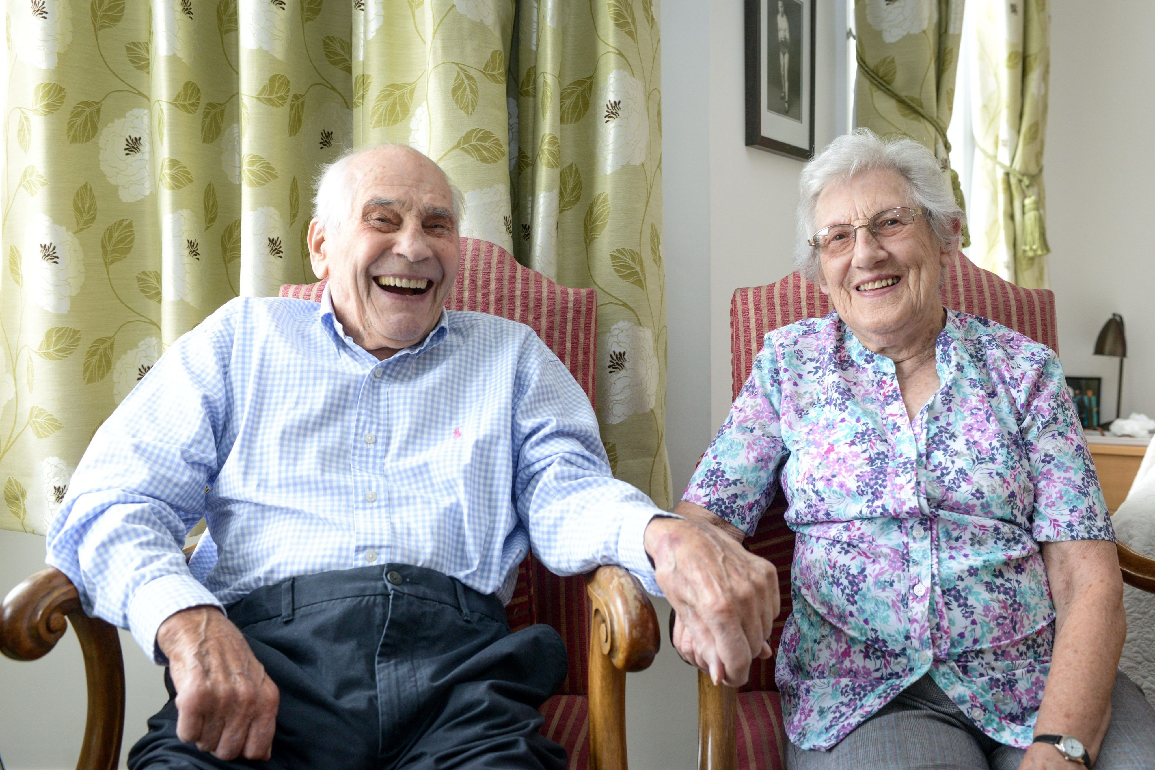 This 102-Year-Old Man Finally Proposed to His 91-Year-Old Girlfriend