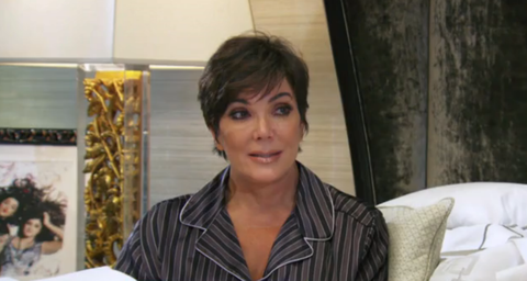 Kris Jenner and Kim Kardashian Have an Emotional Conversation About Bruce's Transition