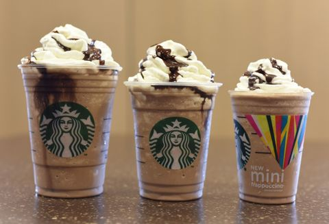 Starbucks Has Finally Answered Your Frappuccino Prayers