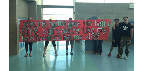 The Story About the Straight Teen Who Asked His Gay BFF to Prom Just Took a Sad Turn