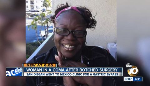 U S  Woman in Coma After Botched Plastic Surgery in Mexico