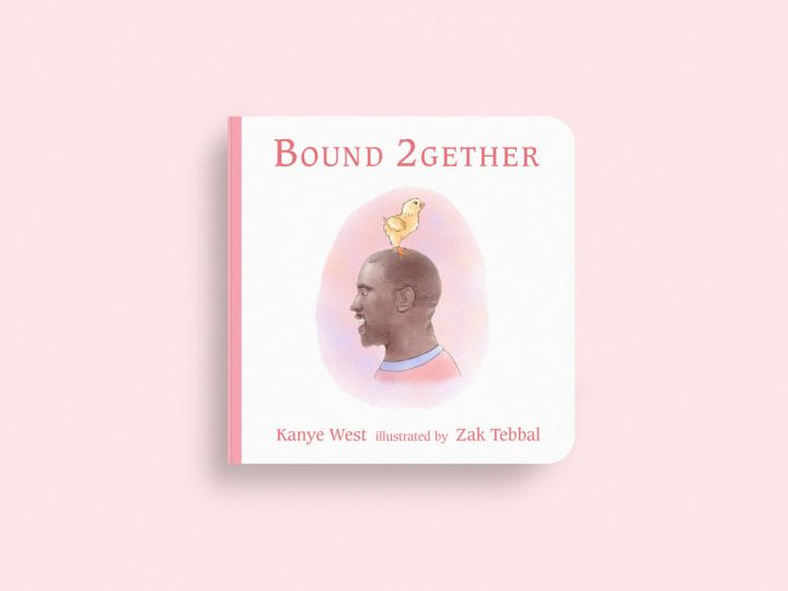 Here Is a Delightful Kimye Children's Book