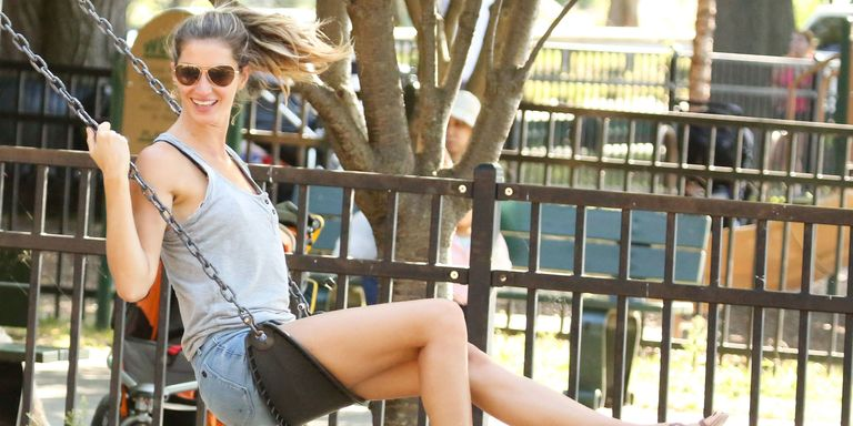 Problems with Shorts that Every Woman Understands