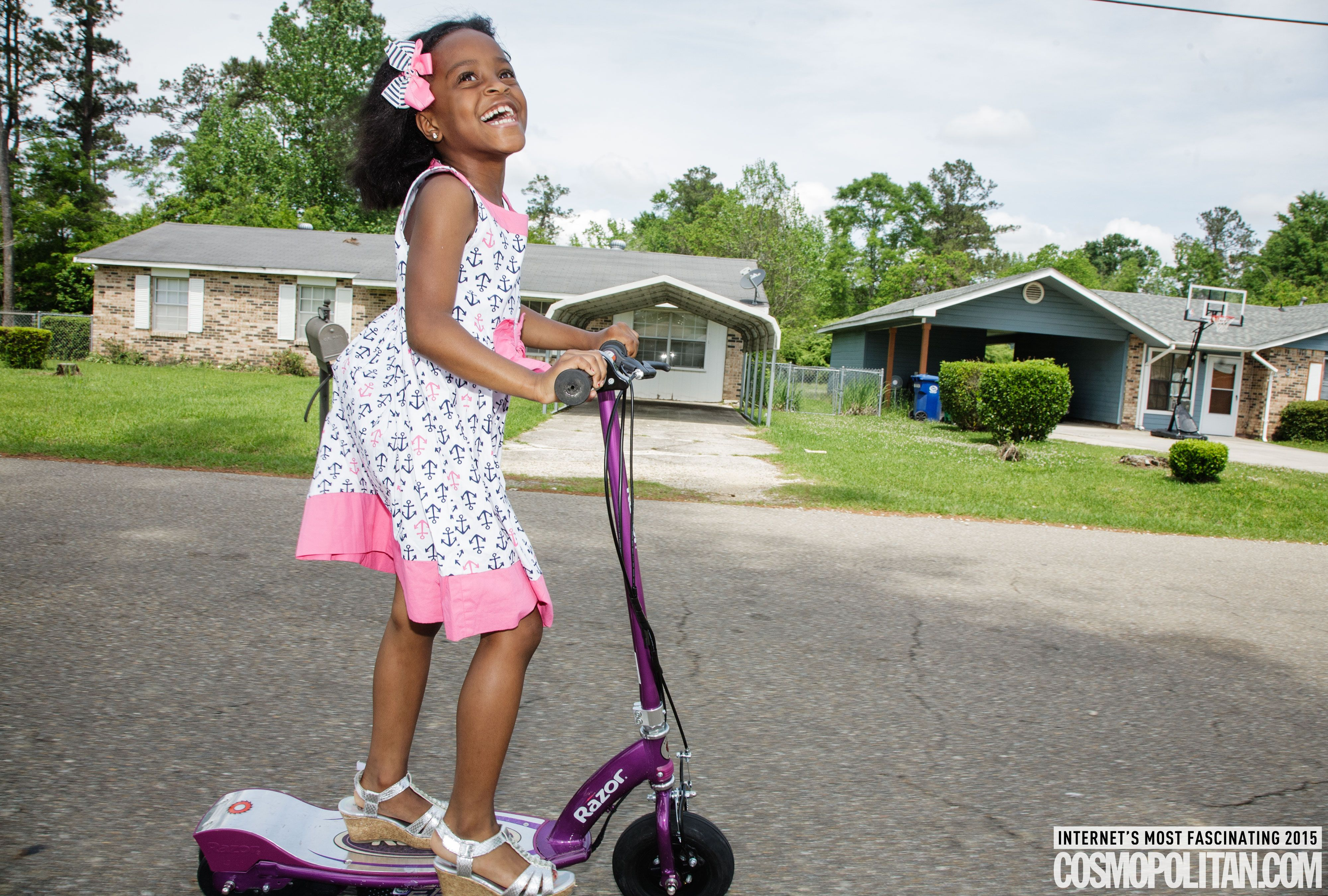 6-Year-Old Cece Price Is a Famous Internet Comedian, but Her Mom Wont Rest Until Shes on TV