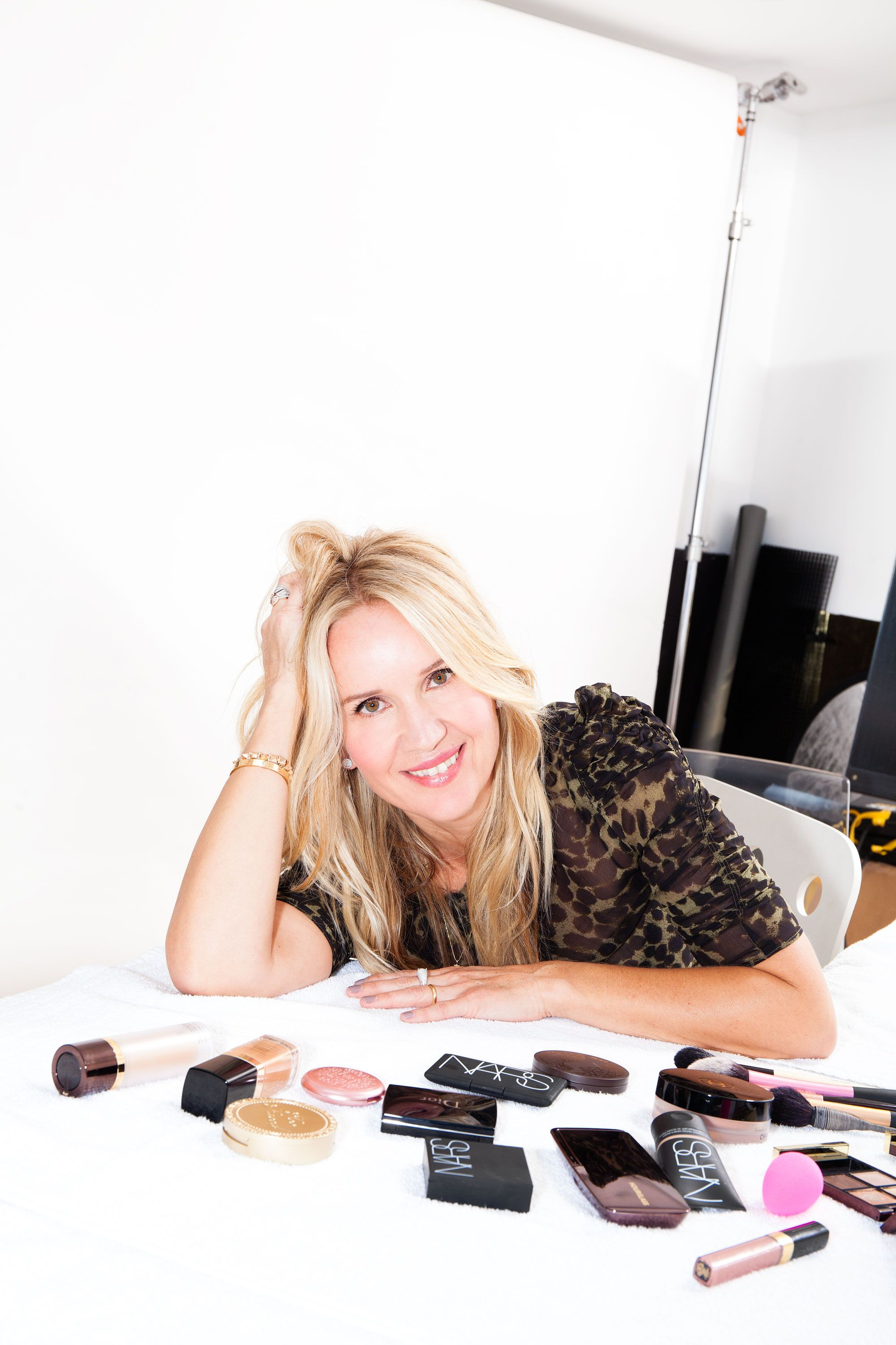 How I Became A Celebrity Makeup Artist