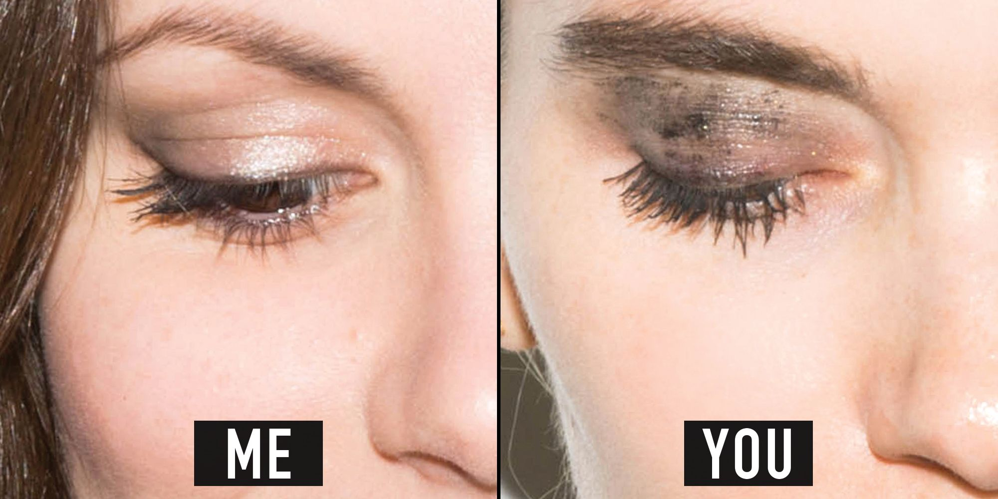 Perfect Eye Makeup 5 Ways To Keep Your Eye Makeup From Getting