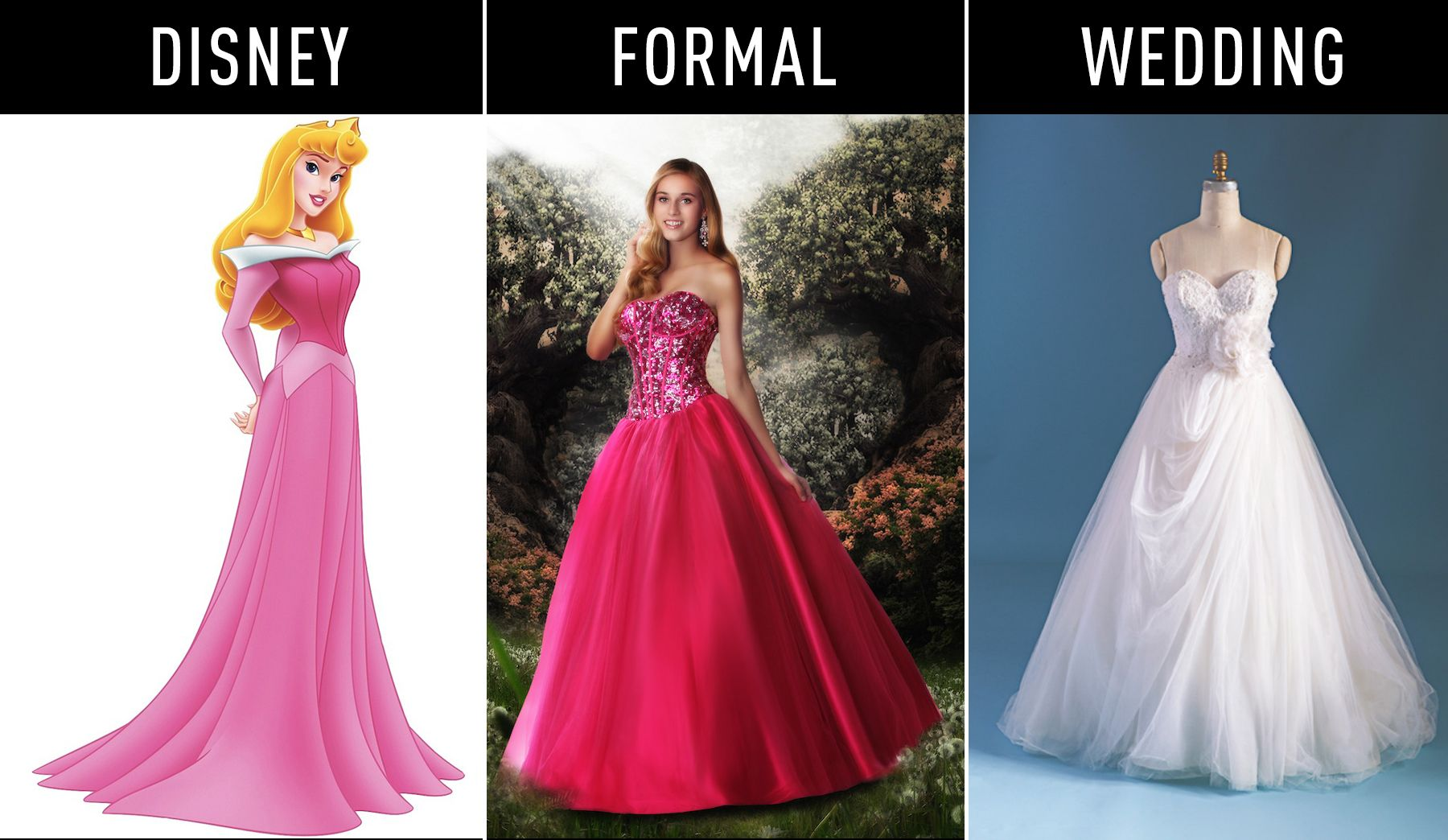 18 disney princesses inspired gowns for every stage of life ombrellifo Gallery
