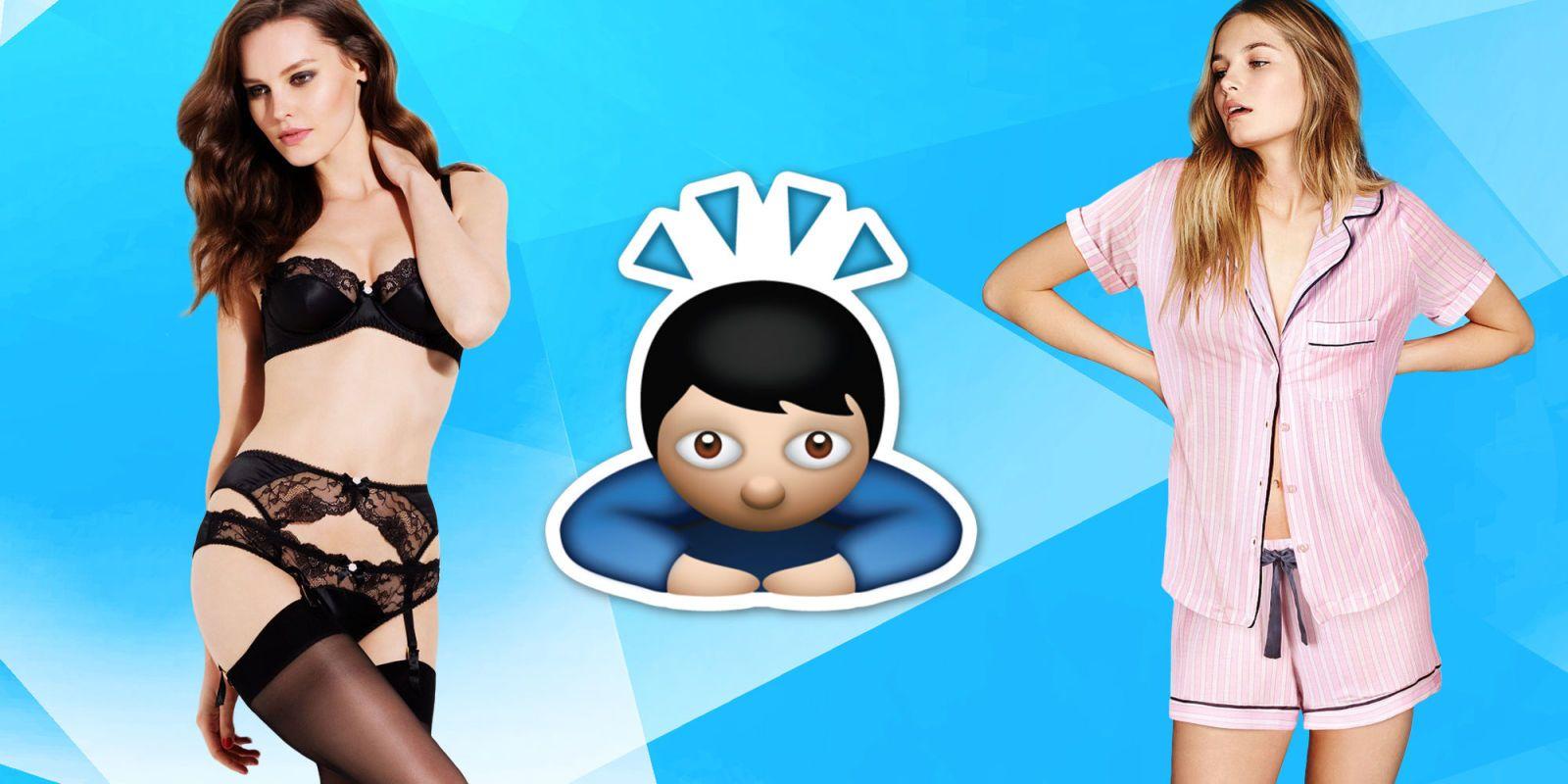 What kind of lingerie do men like?