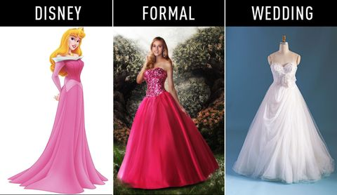 18 Disney Princesses Inspired Gowns For Every Stage Of Life