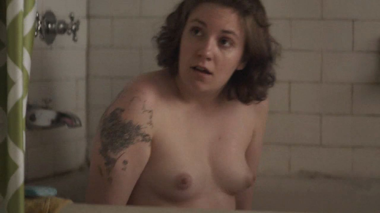 Lena Dunham Does Naked Girls' Spoof On Saturday Night Live' recommend