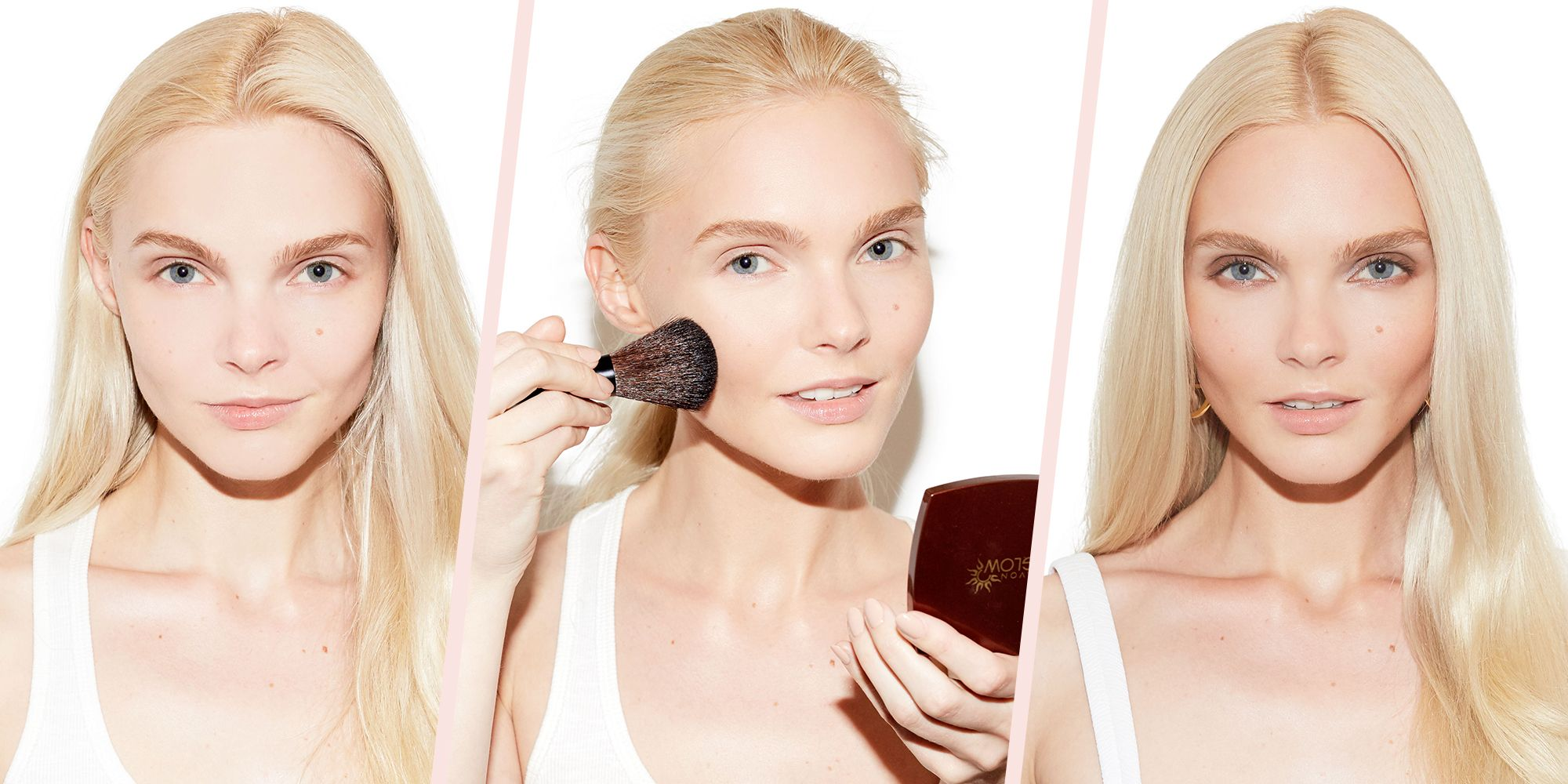 How To Apply Bronzer 5 Steps To Getting A Naturallooking Tan Without  Stepping Foot In The Sun 5 Steps To