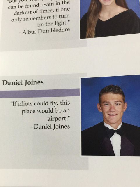 60 Epic Yearbook Quotes You Wish You'd Thought Of Unique Meaningful Senior Quotes