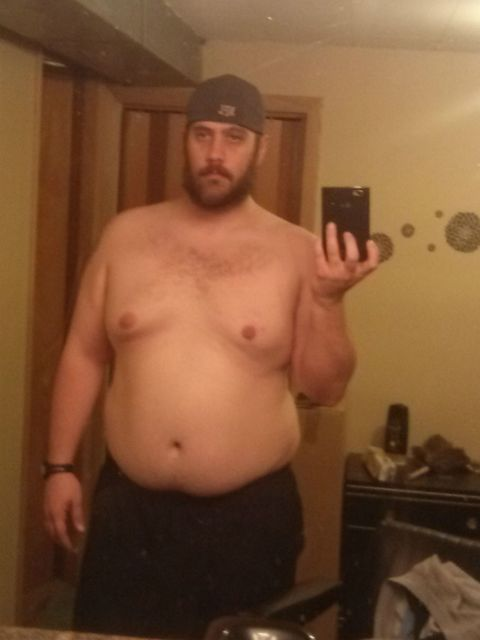 You Have to See This Man's Mind-Blowing Body Transformation