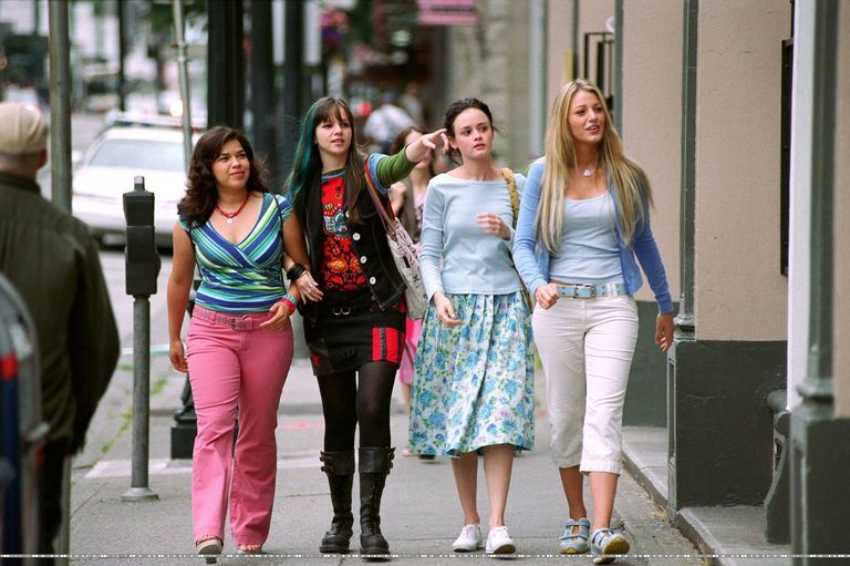 "Sisterhood Of The Traveling Pants Quotes About Friendship New 10 ""sisterhood Of The Traveling Pants"" Friendship Lessons Every"