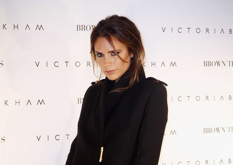 "Victoria Beckham on Thin Models: ""It Doesn't Mean They're Ill"""