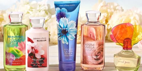 Bath & Body Works Brings Back 6 Scents From Your Childhood