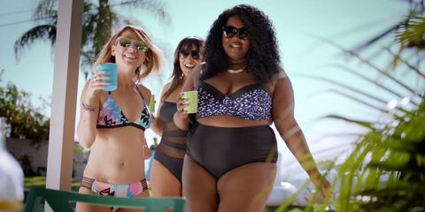 27de4d42ca2 Target Solves Real-Girl Swimsuit Problems in the Most Body-Positive Ad Ever