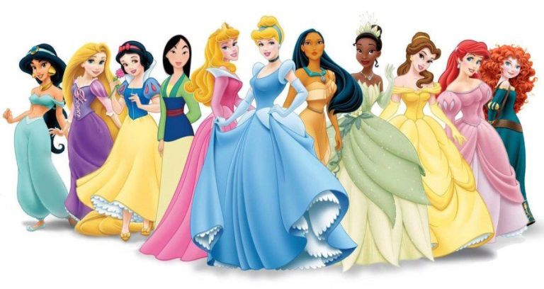 You must see how stunning princess tiana looks with her hair down walt disney studios thecheapjerseys Choice Image