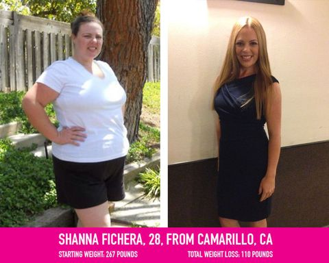 29 weight loss tips from women who have lost 100 pounds
