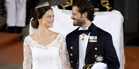 Prince Carl Philip of Sweden and Princess Sofia of Sweden