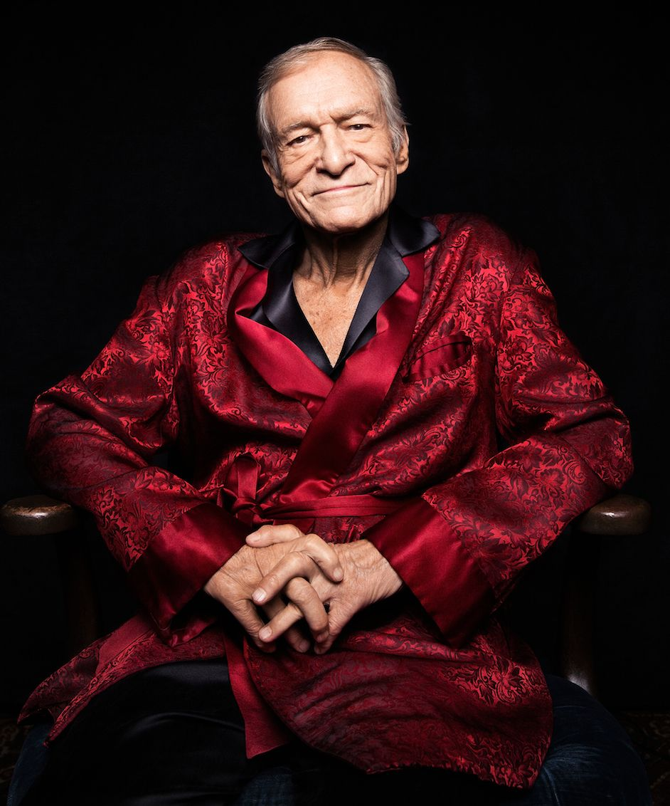 Hugh Hefner What I Ve Learned
