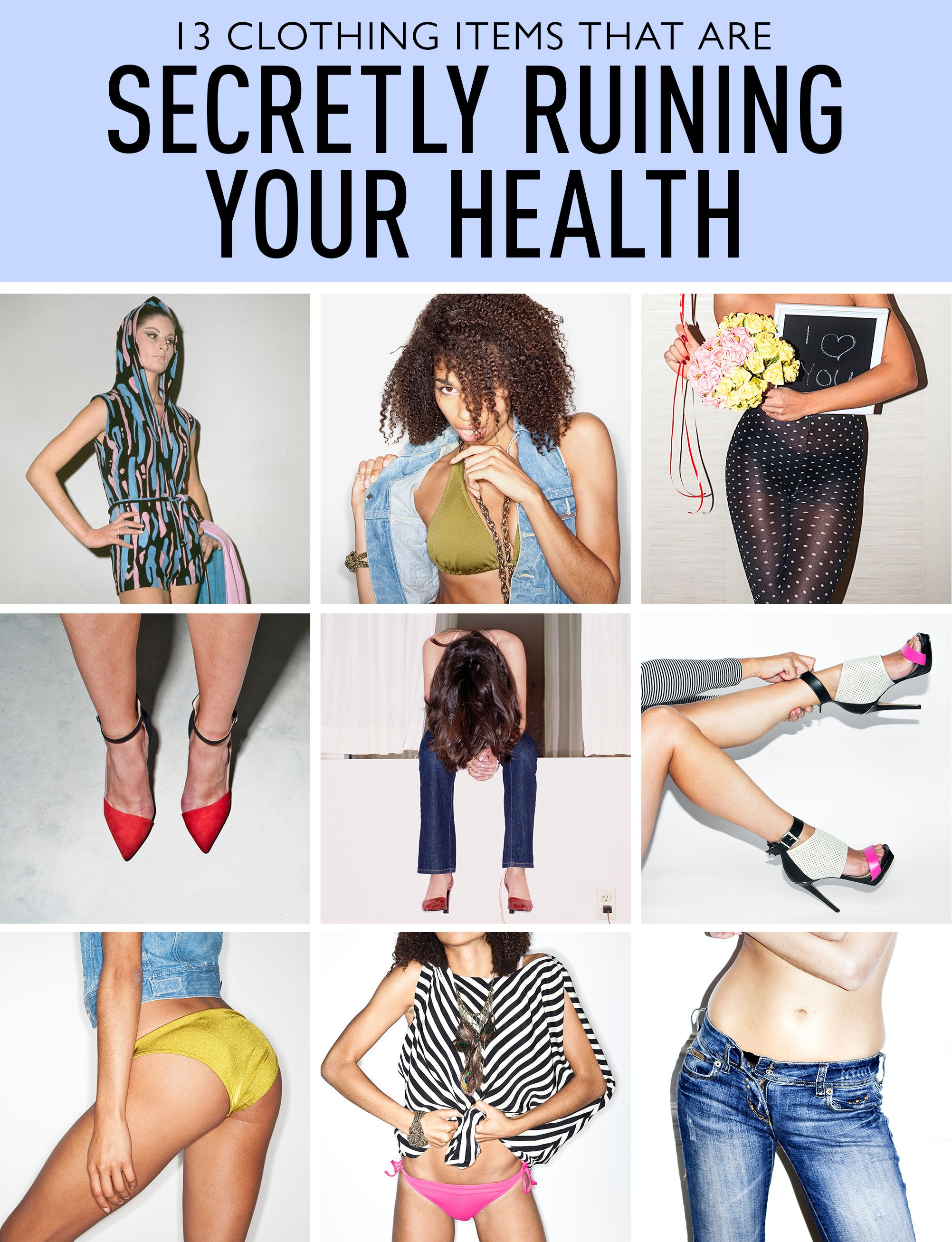 d40ced9a854c04 13 Clothing Items That Are Secretly Ruining Your Health