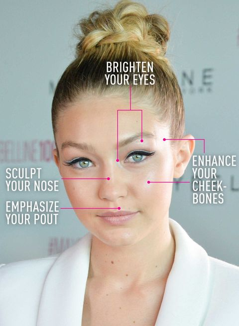 Strobing Is The New Contouring Heres How To Do It Without Looking
