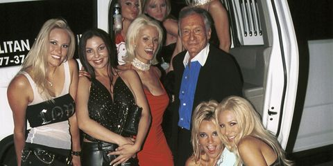 Image result for hugh hefner girlfriends
