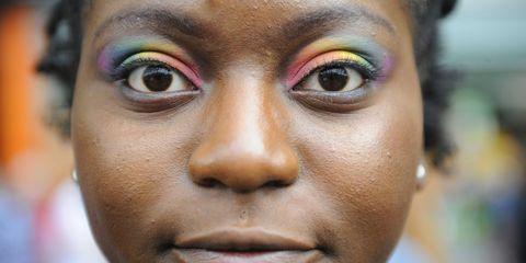 Lip, Cheek, Eye, Chin, Forehead, Eyebrow, Eyelash, Colorfulness, Iris, Organ,