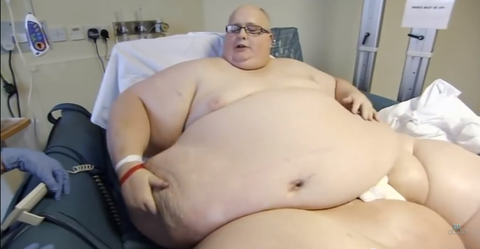 What It's Like to Be Engaged to the (Former) World's Fattest Man