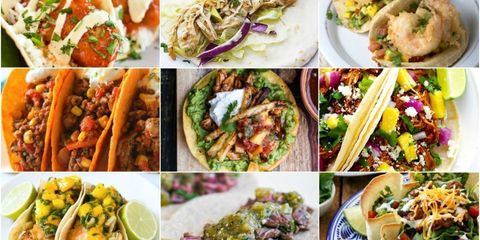 The 50 Most Delicious Taco Recipes Ever
