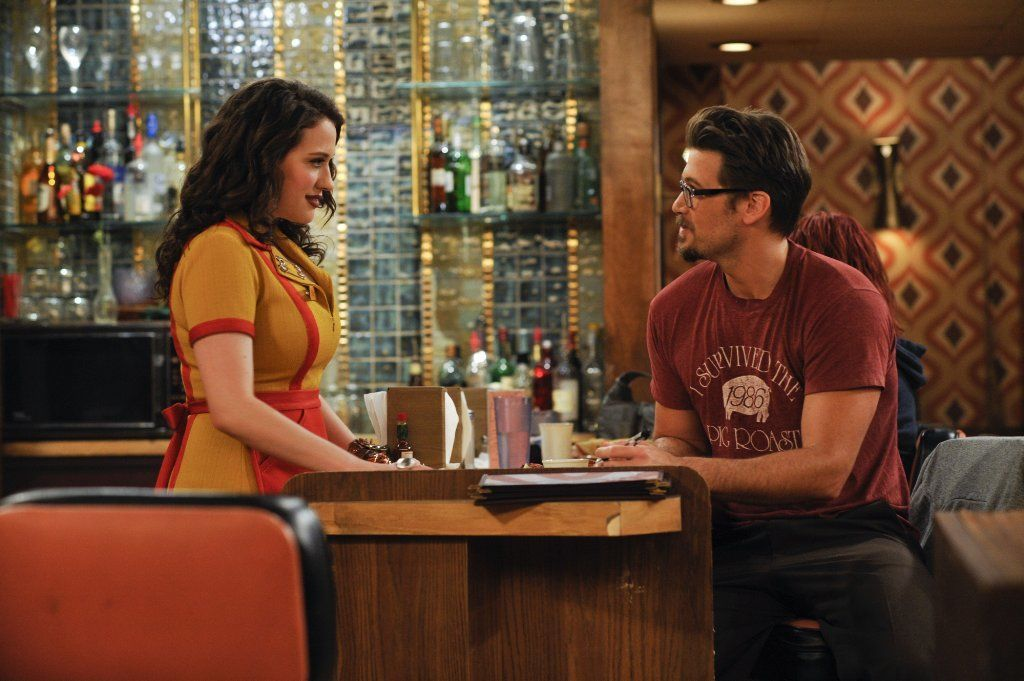 Dating a waitress