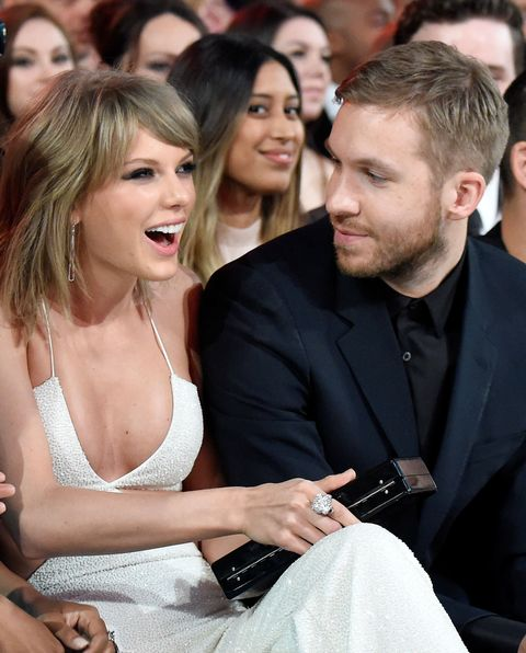 Calvin Harris Is So Excited About Eating Taylor Swift's Barbecue