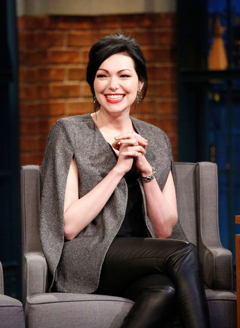 """OITNB's Laura Prepon Is Writing a """"Revolutionary"""" Diet Book"""