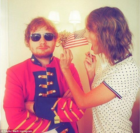 Taylor Swift's Fourth of July Party Is the Best Fourth of July Party