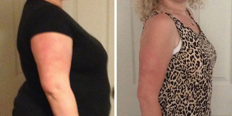 Mom Loses 121 Pounds After Her Son Bullied Her With Doodles