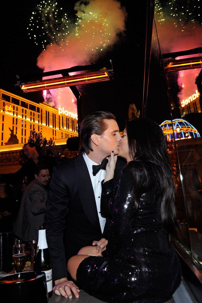 30 Photos of Kourtney Kardashian and Scott Disick That Are ...