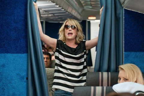 12 Things You Should Never Do on Airplanes